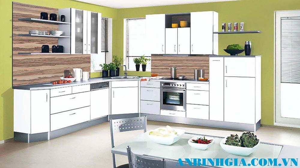 Tủ bếp đẹp sang trọng - MS 29