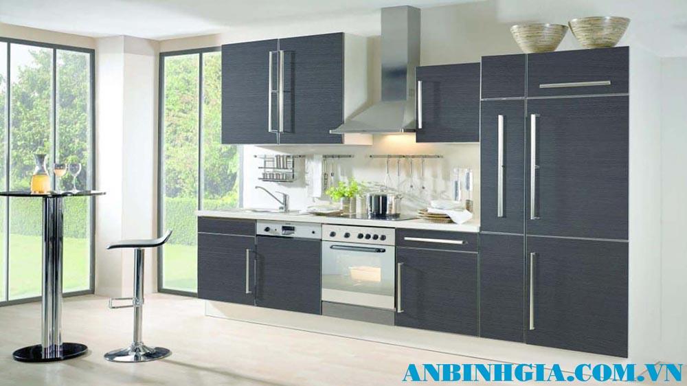Tủ bếp Laminate đẹp - MS 77
