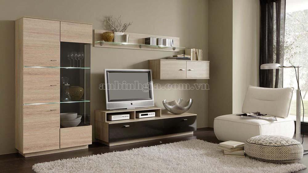 Tủ để tivi bằng gỗ