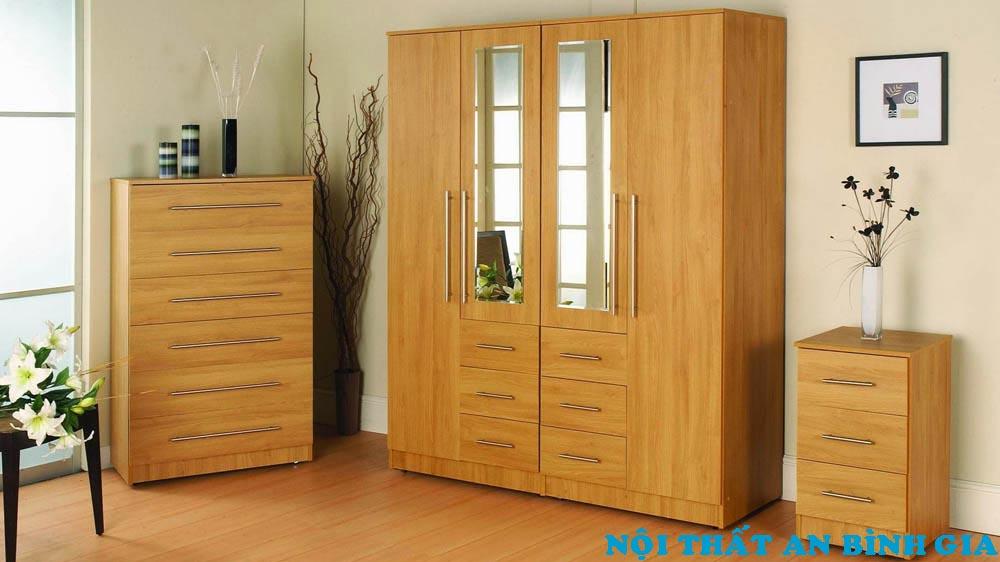 Tủ quần áo gỗ công nghiệp 20