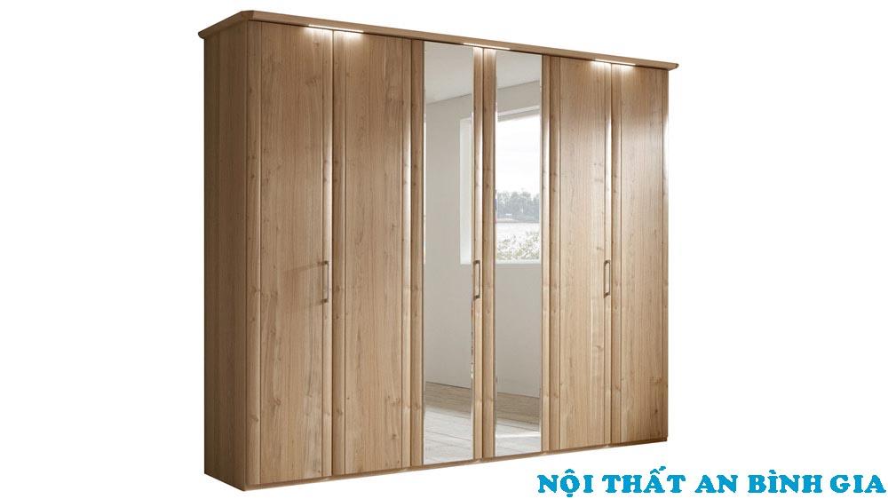 Tủ quần áo gỗ tự nhiên 15