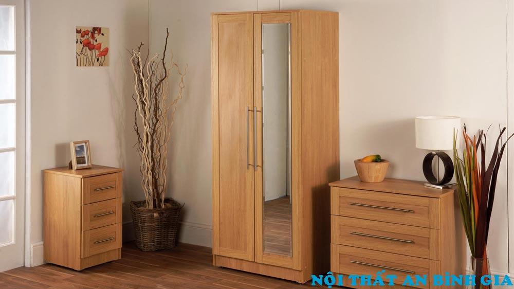 Tủ quần áo gỗ tự nhiên 28