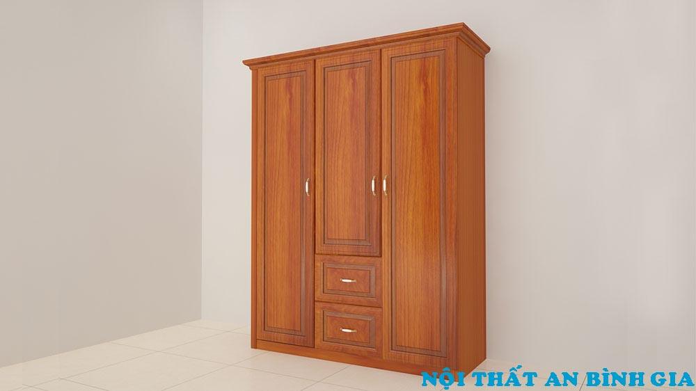 Tủ quần áo gỗ tự nhiên 36